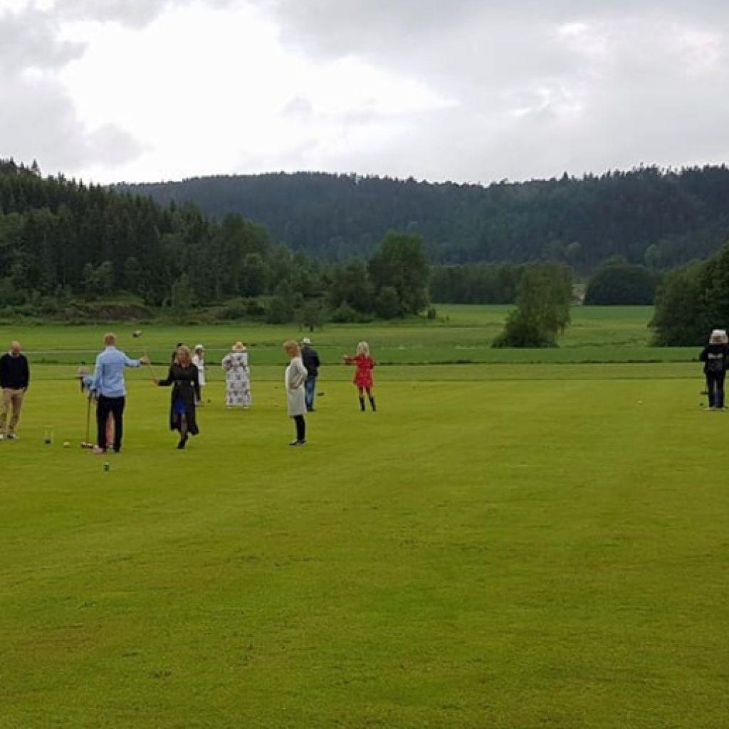 Myhrene Gård - Golf og Croquet