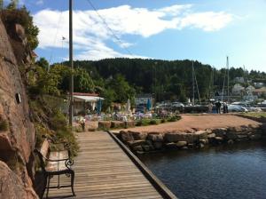 Bryggekjøkkenet i Holmsbu