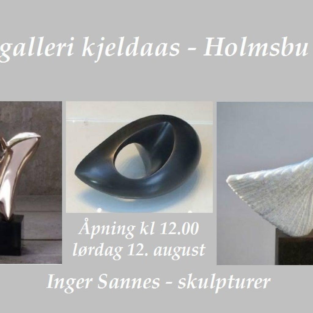 galleri kjeldaas - Inger Sannes
