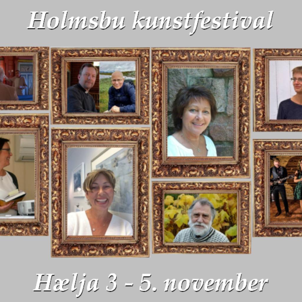 Kunstfestival i Holmsbu