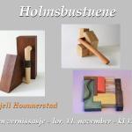 Holmsbustuene - Kjell Hommerstad