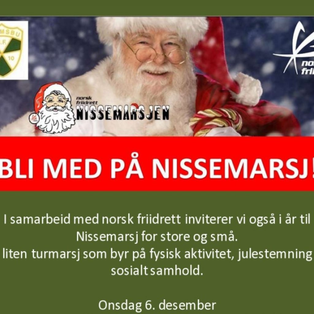 Holmsbu IF - Nissemarsj