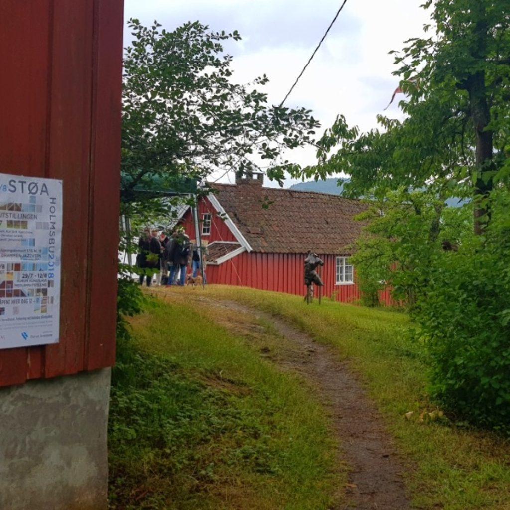 Støa - Sommerutstilling 2018