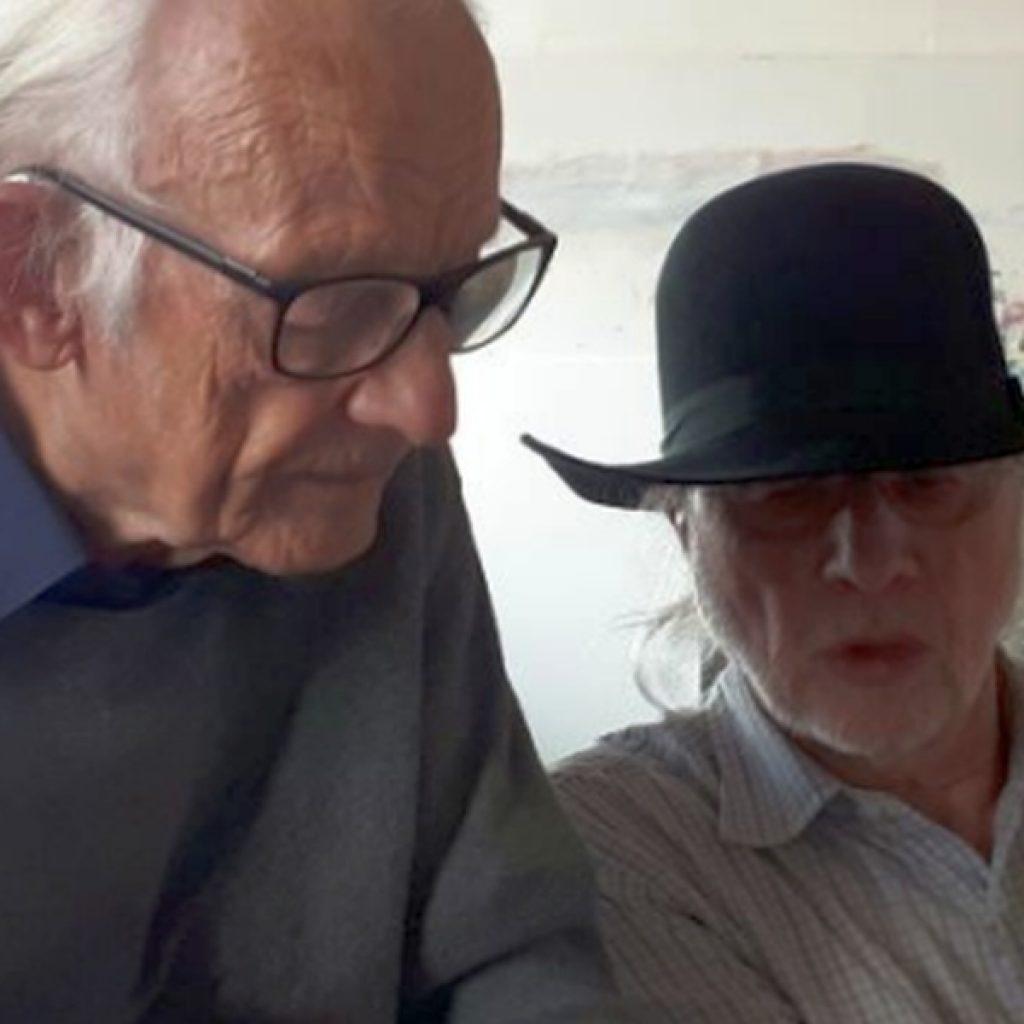 Håkon Bleken og Svein Erik Bakken