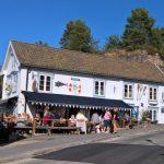 Café Juno i Holmsbu