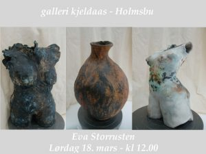 galleri kjeldaas - Eva Storrusten