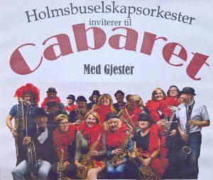 Holmsbu Selskapsorkester - Cabaret