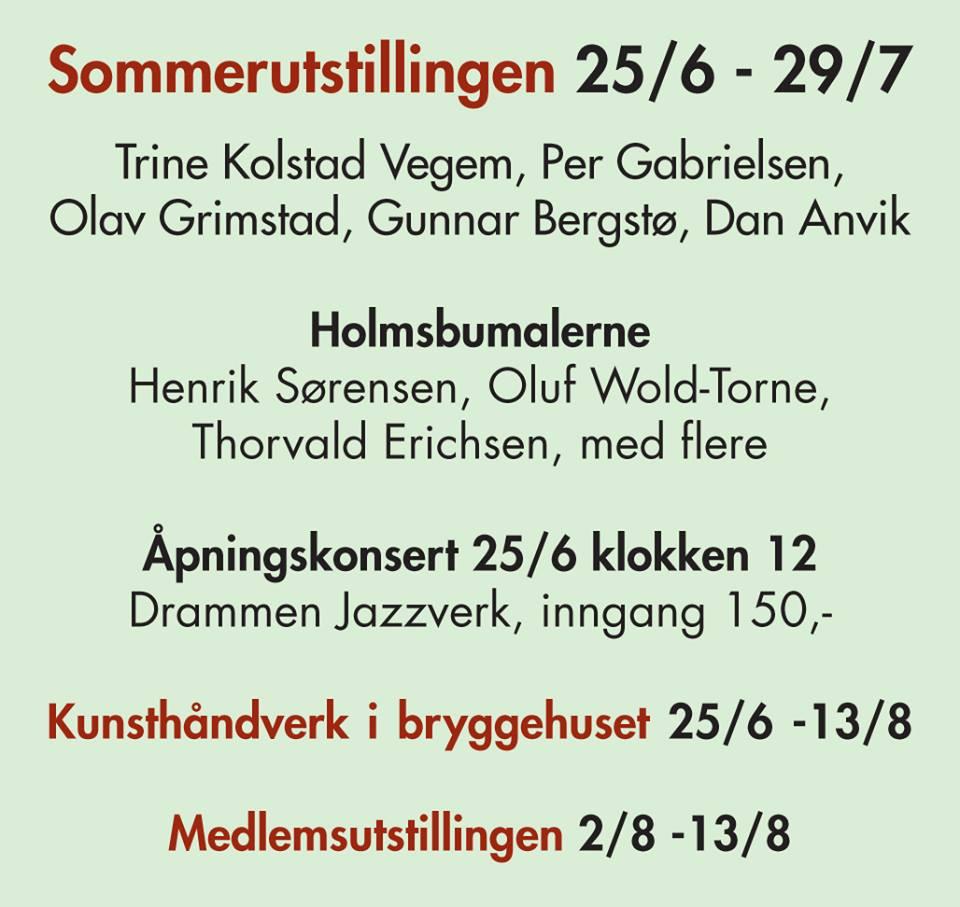 Hurum Kunstlag - Støa 2017
