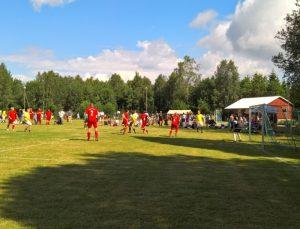 Fotballens dag i Holmsbu