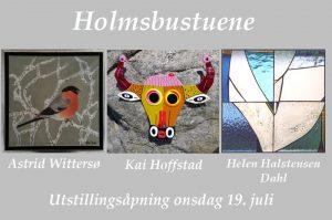 Holmsbustuene - 190717