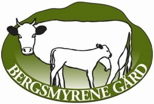 Bergsmyrene Gård - logo