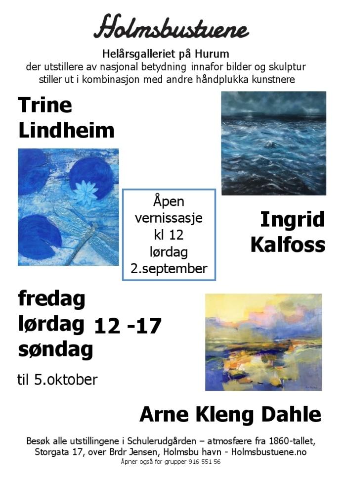 Holmsbustuene - September 2017
