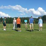 Myhrene Gård - Golf