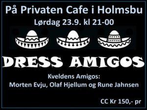 Dress Amigos - Privaten Café
