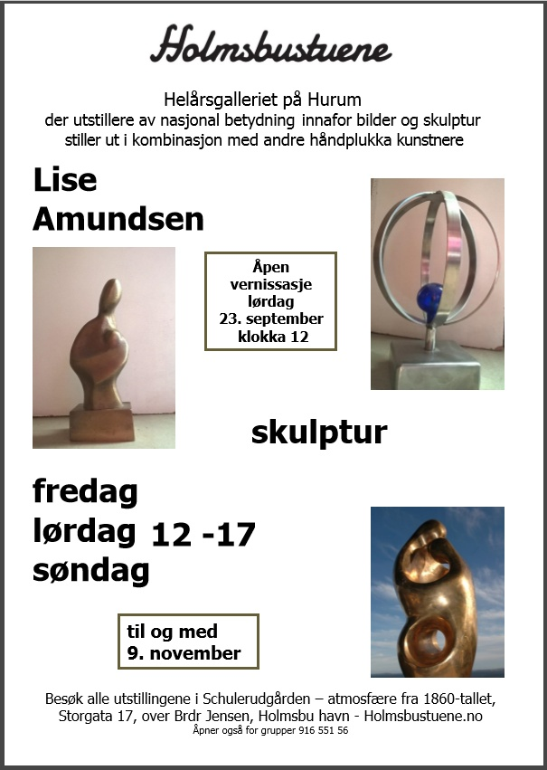 galleri kjeldaas - Lise Amundsen