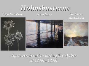 Holmsbustuene - Oktober 2017