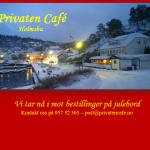 Privaten Café - Julebord