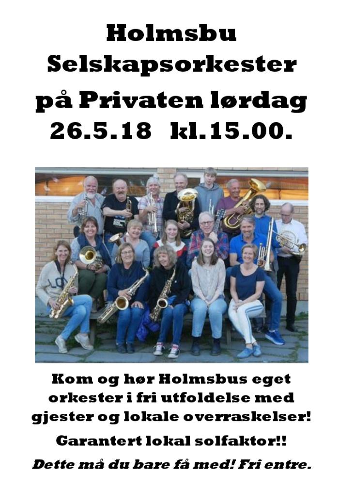 Holmsbu Selskaporkester