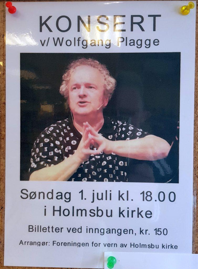 Holmsbu kirke - Wolfgang Plagge