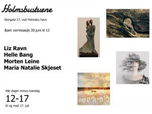 Holmsbustuene - 30.06.18