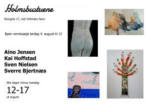 Holmsbustuene 04.08.18