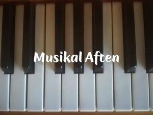 Holmsbu kirke - Musikalaften