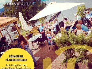 Holmsbu Badehotell - Påske 2019