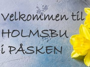 Holmsbu - Påsken 2019