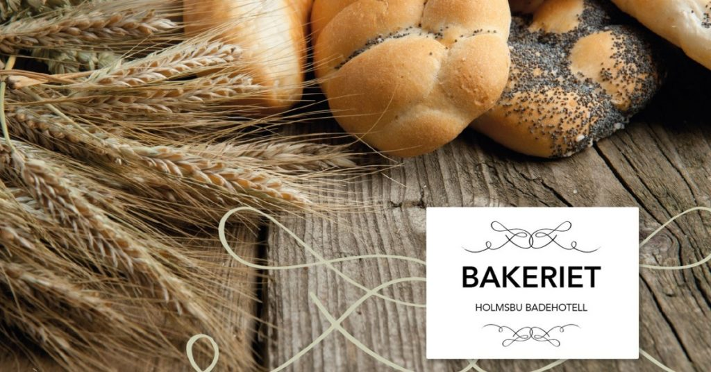 Holmsbu Badehotell - Bakeriet