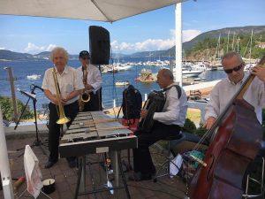 Asker Jazzklubb på Holmsbu Badehotell