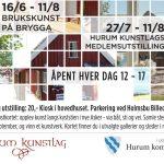 Støa - Medlemsutstilling 2019