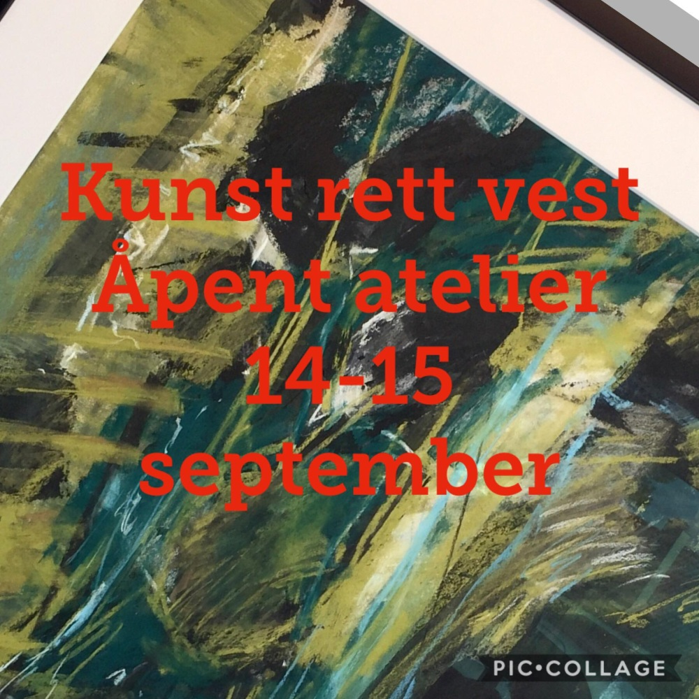 Kunst rett vest - Verkstedgalleriet