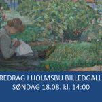Holmsbu Billedgalleri - foredrag