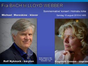 Holmsbu kirke - konsert