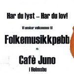 Café Juno - Folkemusikkpøbb