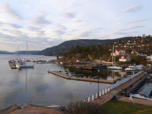 Holmsbu havn