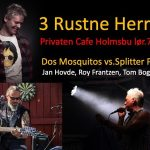 3 Rustne Herrer