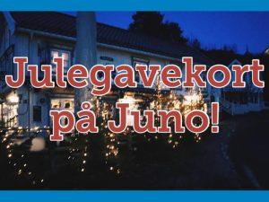 Café Juno - Julegavekort