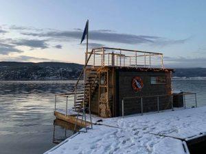 KOK Holmsbu - Vinter