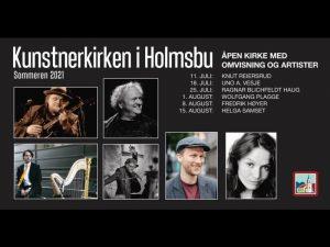 Holmsbu kirke - Åpen kirke 2021