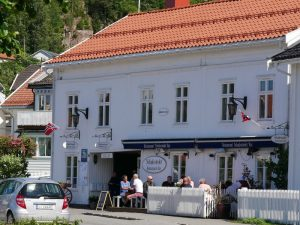 Schulerudgården