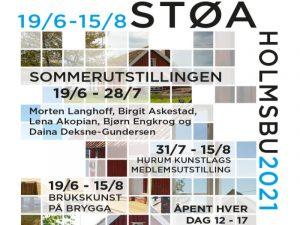 Støa - Sommerutstillinger 2021