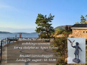 Holmsbu Vel - Avdukings-seremoni