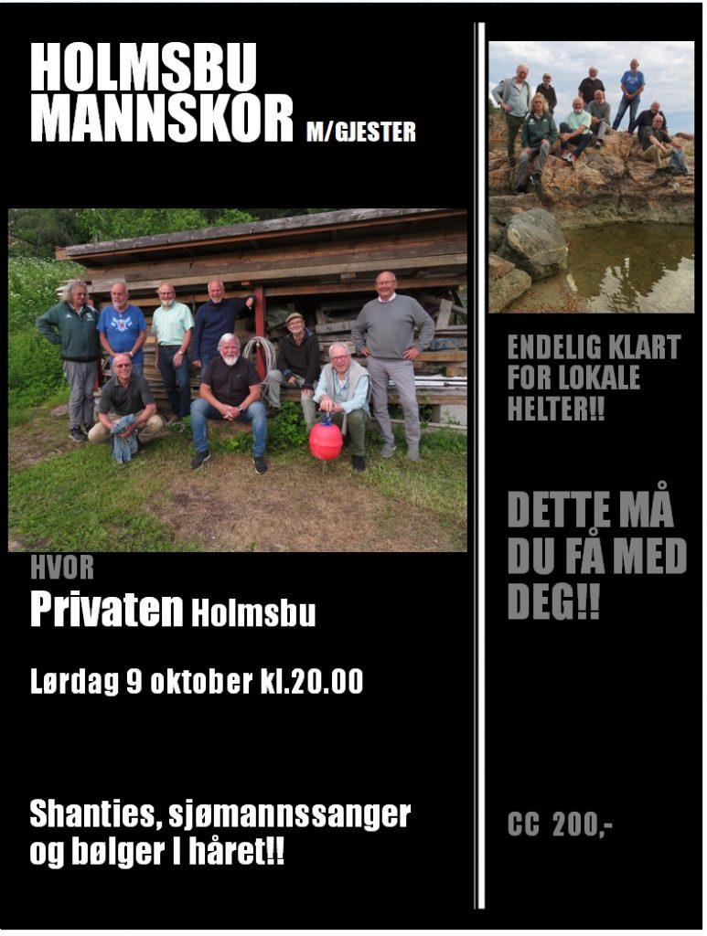 Holmsbu mannskor - 09.12.21